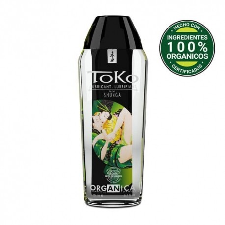 Lubricante TOKO Orgánico Shunga