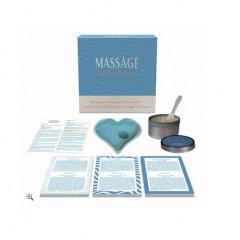 Juego masajes de seducción