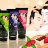 Crema de masaje comestible Shunga
