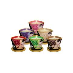 Vela de masaje aromatizada Shunga