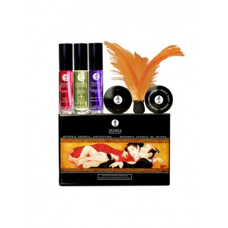 Kit Secretos de la Geisha